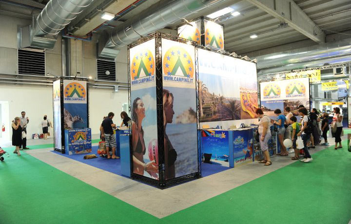 Stand per fiera Easystand by LLsolutions.it